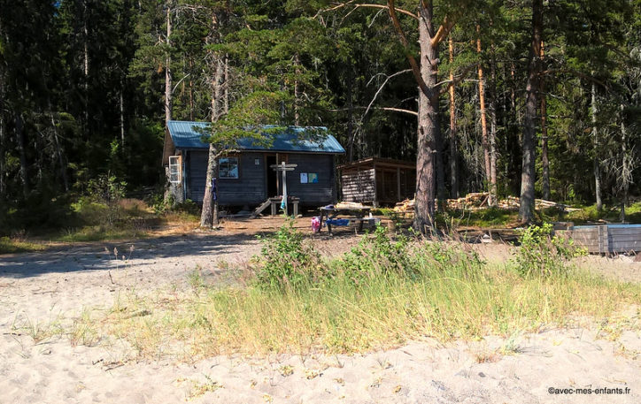 suede en famille haute cote parc national skuleskogen