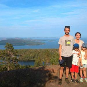 Suede En Famille Haute Cote Skuleskogen