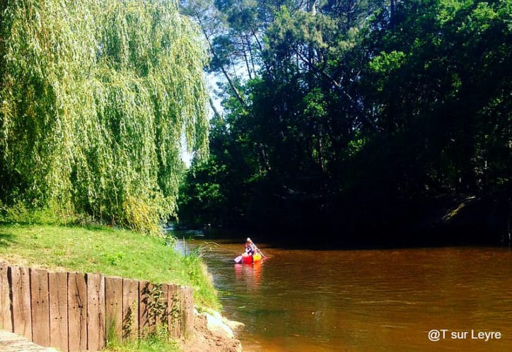 activité enfant arcachon canoe