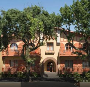 Hotel La Guitoune Arcachon En Famille