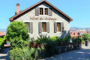 Hotel Du Chateau Annecy