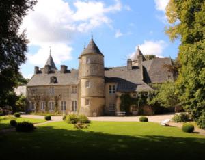 Cotentin En Famille Dormir Dans Un Chateau