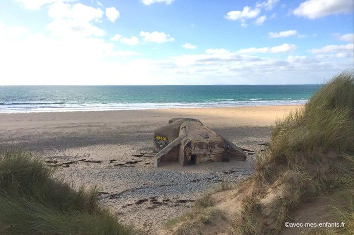 Cotentin blockhaus dune de Biville