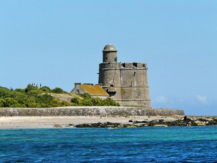 Cotentin île Tatihou