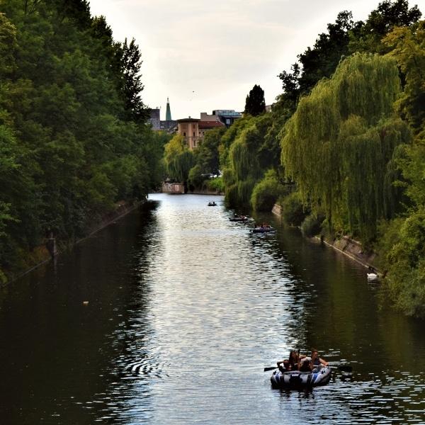 canal Berlin-en-famille