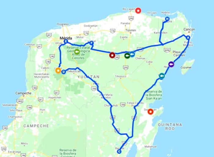 itineraire-yucatan-en-famille-mexique