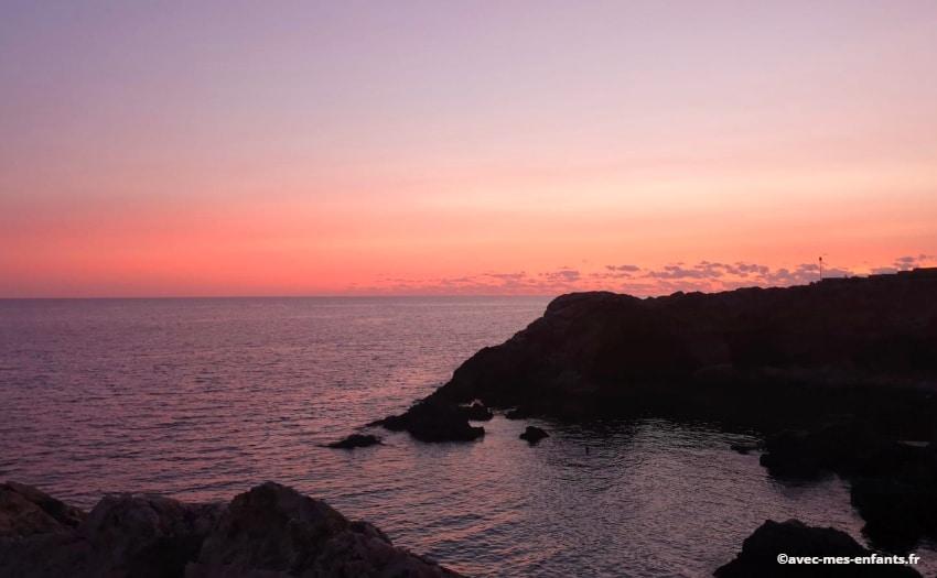 malte-en-famille-falaises-dingli-coucher-soleil