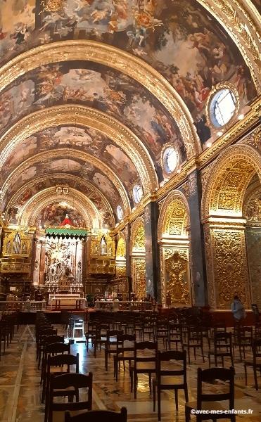 malte-en-famille-la-valette-cathedrale-saint-jean
