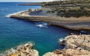 Malte-en-famille-saint-peters-pool